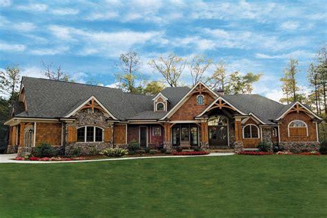 home plans luxury rustic craftsman with 3 bedrooms open floor plan