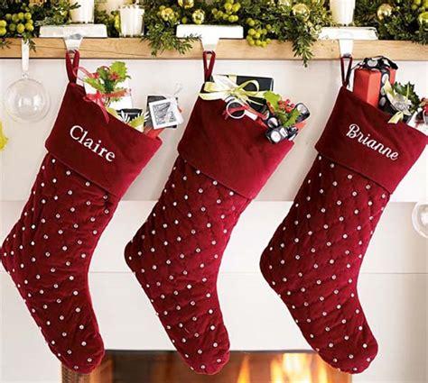 19 Creative Christmas Stockings Decorating Ideas