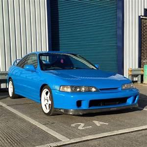 Honda Integra Type R : honda integra dc2 type r blue jdm 96 spec 218bhp b18cr b18c j s racing honda integra type r ~ Medecine-chirurgie-esthetiques.com Avis de Voitures