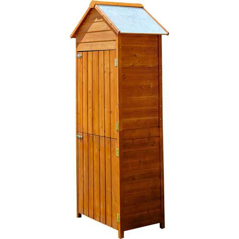 meuble de rangement exterieur abri en bois abri de jardin rangement outils exterieur meuble armoire jardin piscine