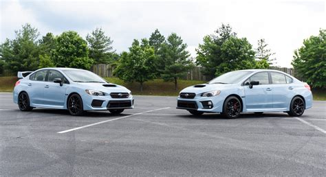 subaru wrx  wrx sti seriesgray revealed