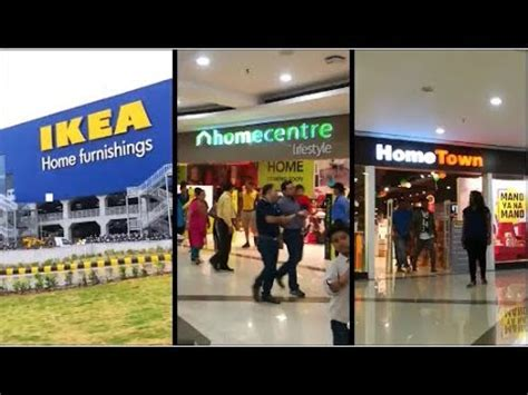 Ikea Vs Home Centre Vs Home Town  Youtube