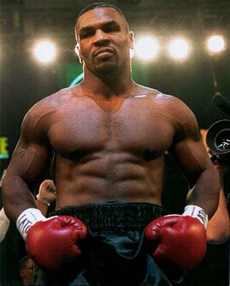 Mike Tyson and 4 Other Killer Boxing Physiques ...
