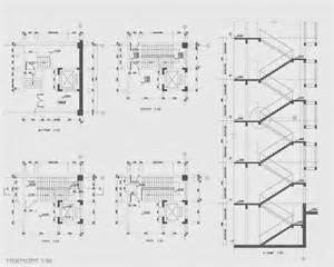 Escalier Circulaire Autocad by Ascenseurs Et Cages D Escalier Diff 233 Rentes Typologies