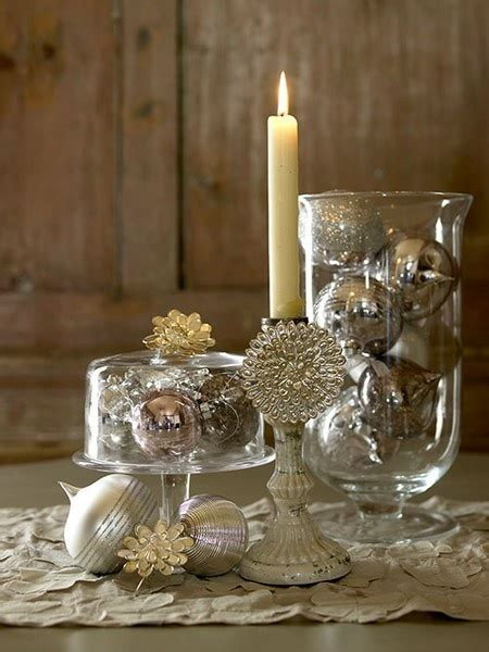 30 sparkling gold and silver christmas decorations sortra