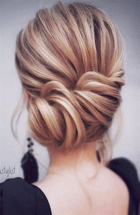 elegant updo wedding hairstyles   brides