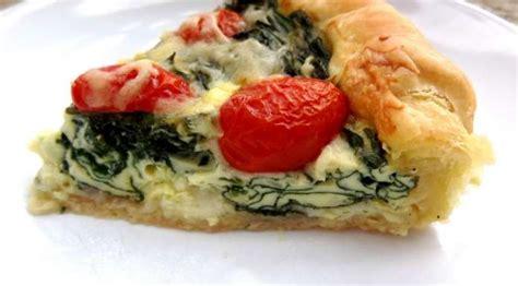 cuisiner la mozzarella tarte épinards mozzarella la tendresse en cuisine