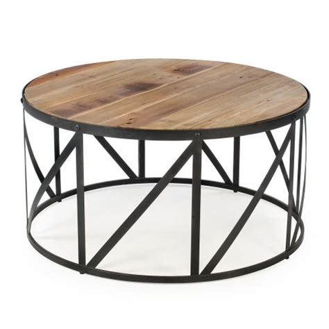 drum style coffee table 11 best round coffee tables for you living room in 2018