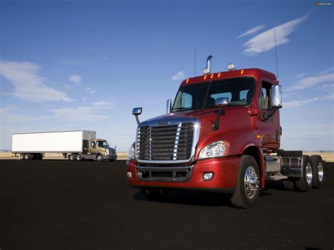 Freightliner Cascadia 2007 Pictures (2048x1536