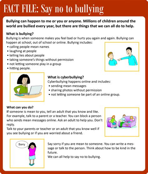 bullying learnenglish kids british council