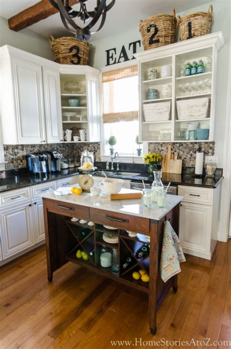 white kitchen cart island 3 ways to personalize your kitchen home stories a to z