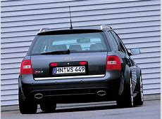 AUDI RS6 Avant specs & photos 2002, 2003, 2004