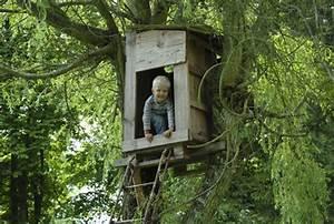 Construire Une Cabane En Bois Dans Les Arbres De Son