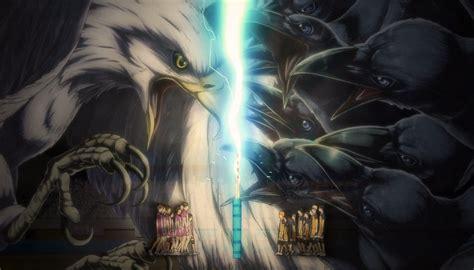 haikyuu karasuno shiratorizawa eagle crow anime