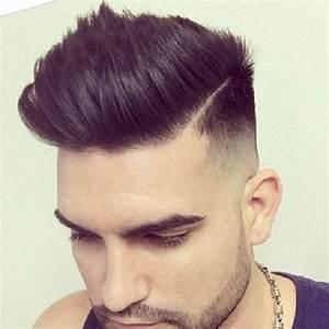 Coupe De Cheveux Homme Tendance : coupe hipster le style pompadour et autres tendances en ~ Dallasstarsshop.com Idées de Décoration