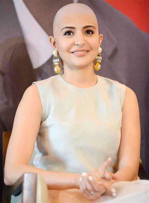 top  bollywood actress   bald   films