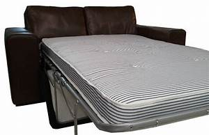strand leather sofa bed real leather sofabeds online With sofa bed with real mattress