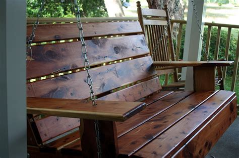 how to build a porch swing pdf diy porch swing plans horizontal