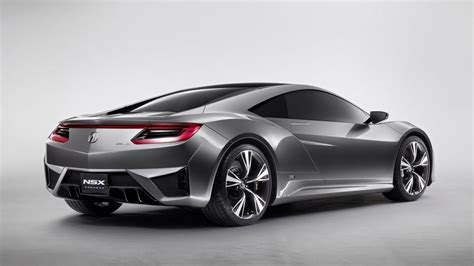 when did the acura nsx come out new acura nsx coming to detroit auto show report