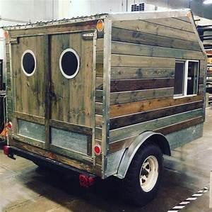 Fabriquer Mini Caravane : construire sa mini roulotte ~ Melissatoandfro.com Idées de Décoration