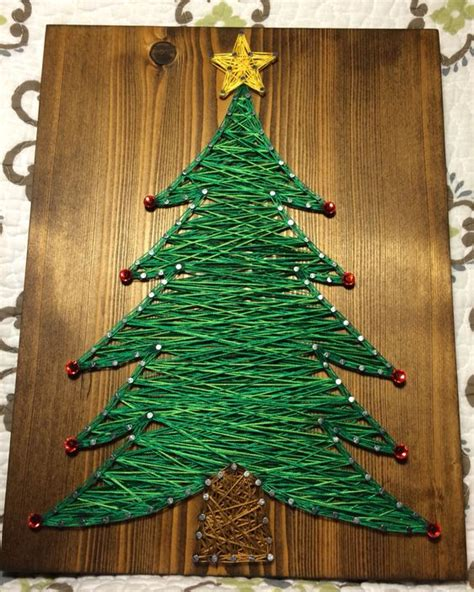 trees string art and facebook on pinterest