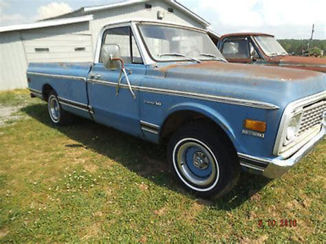 1971 Chevrolet C10 by 1971 Chevrolet C K 10 For Sale 71 Used Cars From 6 760