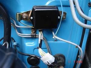 Bad External Voltage Regulator  1982 3b