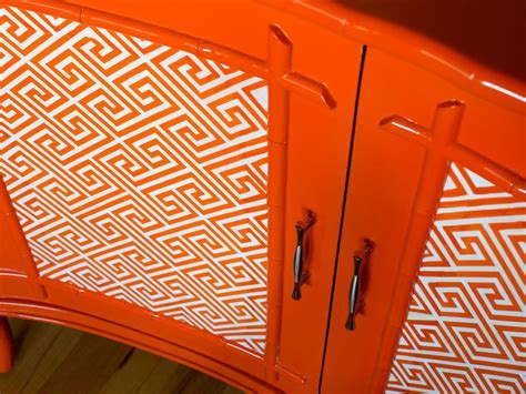 How to Transform Furniture With Creative Paint
