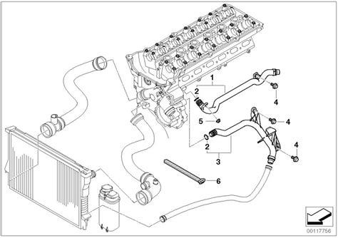 Wiring Diagram Info Fuse Box Bmw 325i 1993 by 2003 Bmw 325i Cooling System Parts Diagram Bmw Auto