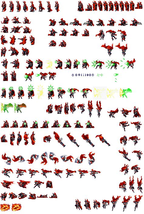 pupps free stuff sprite sheets
