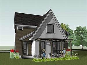 Modern Cottage House Plans Ultra