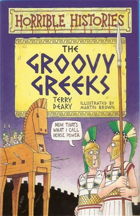 groovy greeks  terry deary reviews discussion bookclubs lists