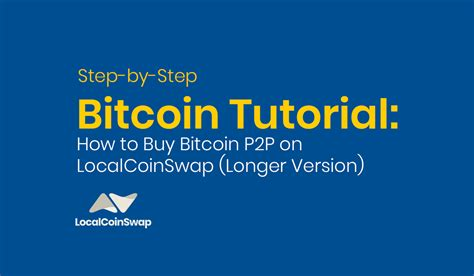 Don't worry about paying any pesky miners fees! Step by Step Tutorial on How to Buy Bitcoin with LocalCoinSwap