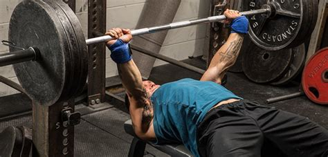 Boost Your Bench Press With This Cutting-edge Study