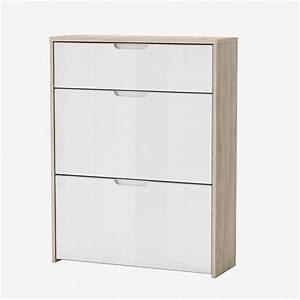 Meuble Rangement Chaussures Ikea : 30luxe meuble profondeur 15 cm ~ Teatrodelosmanantiales.com Idées de Décoration