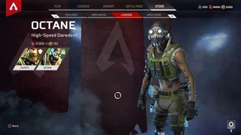 apex legends season      character octane