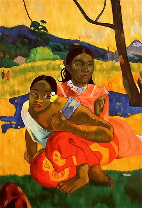 expensive most paintings gauguin marry paul tahitian absinthe painting want things dance mai haere cezanne