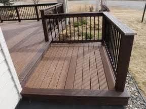 trex deck designs pictures deck design ideas trex cedar hardwood alaskan0164 trex