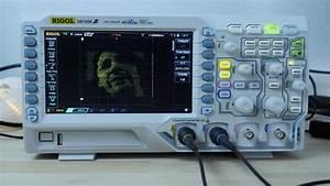 Oscilloscope As A Display  U2013 Bitluni U0026 39 S Lab