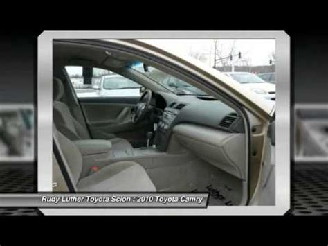 Luther Toyota Golden Valley by 2010 Toyota Camry Golden Valley Minneapolis Bloomington Mn