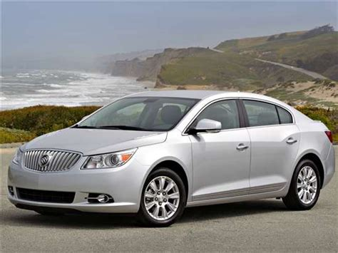 How Much Is A Buick Lacrosse 2012 by Shaquille O Neal Drives A 2012 Buick Lacrosse E Assist And