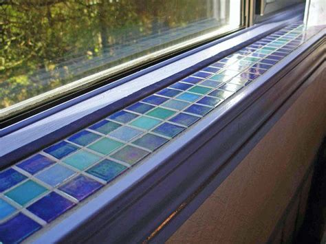 Window Sill Finishes by Mosaic Tile Window Sill 2 By Sandevolver On Deviantart