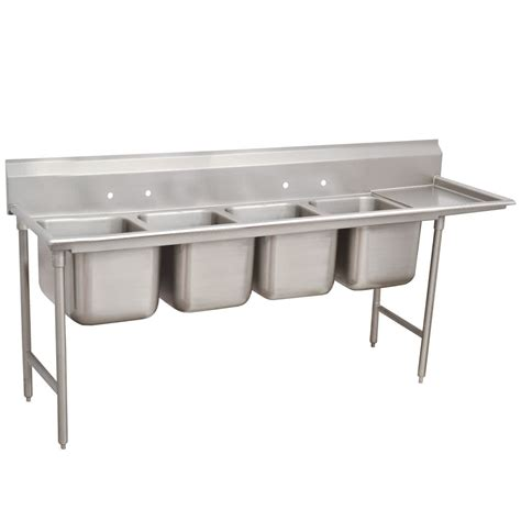 right drainboard advance tabco 93 24 80 24 regaline four