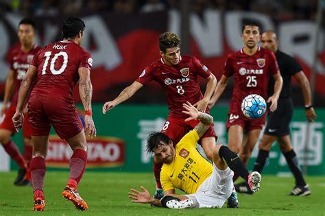 Afc Champions League 2017 Al Ain Held, Shanghai Sipg