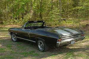 Find Used 1968 Chevrolet Chevelle Malibu Convertible 2