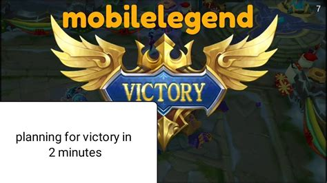 Mobile Legend Gameplay By Error Gaming
