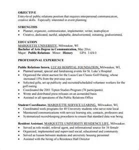 download free resume format in word sle entry level resume 8 documents in pdf word