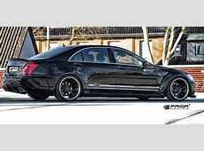 Prior Design Mercedes SClass W221 Wide Body Aerodynamic K