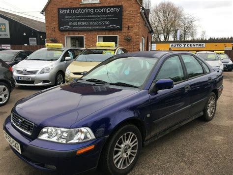 2003 Volvo S40 For Sale by Volvo S40 2003 Blue In Maidstone Kent Gumtree