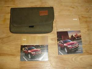 2013 13 Jeep Compass Owner U0026 39 S Manual Owner User Guide Dvd
